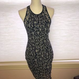 Abercrombie & Fitch sleeveless lace dress Med